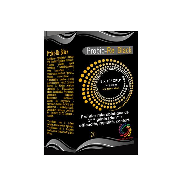Probio-Re Black Belgiophar