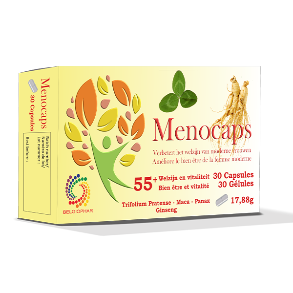 menocaps Belgiophar
